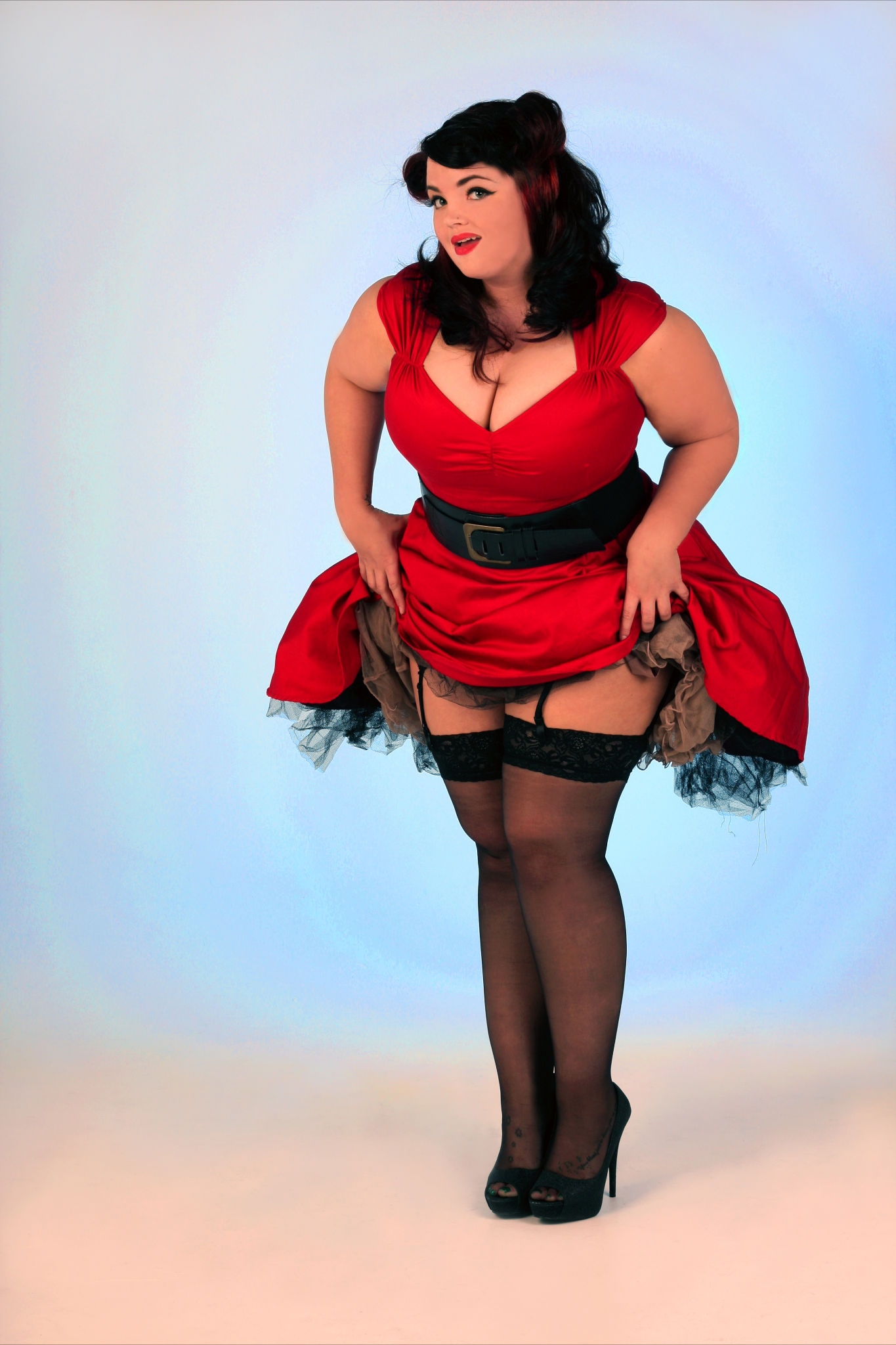 plus size dresses deb